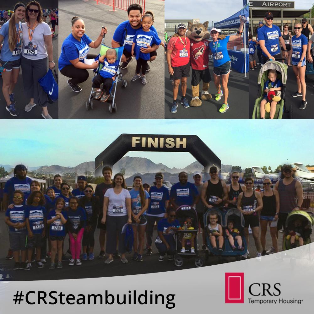 CRS Run the Runway 4-10-17