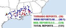 tornado reports-12-25
