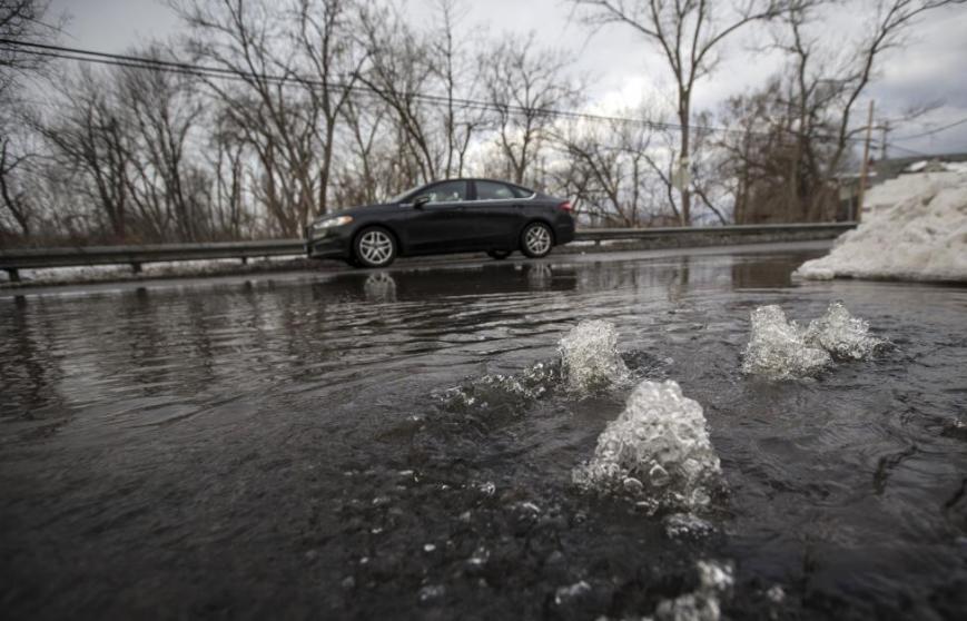 via Reuters | Monday November 24, 2014 | Mark Blinch | West Seneca, NY
